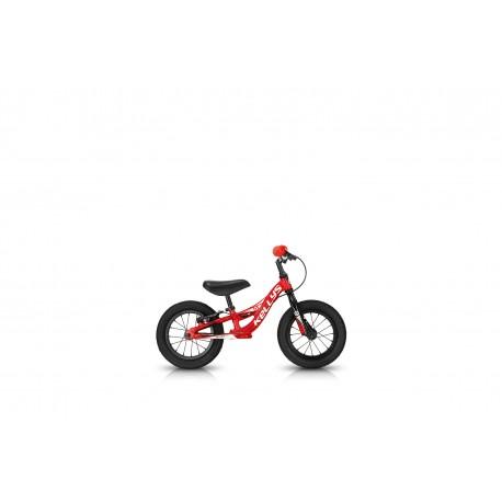 Dětské odrážedlo KELLYS KITE 12 RACE RED s brzdou KELLYS