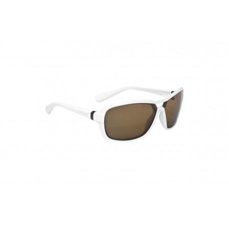 Sluneční brýle GLANCE- Shiny White POLARIZED KELLYS 8585019352408