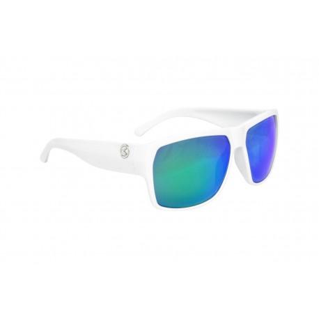 Sluneční brýle RESPECT- Shiny White POLARIZED KELLYS 8585019344434