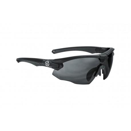 Sluneční brýle STRANGER MONO-Shiny Black Polarized KELLYS 8585019372918