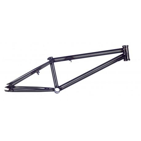 AGANG Rám Pimp Star 2014 XL stříbrná freestyle BMX AGang