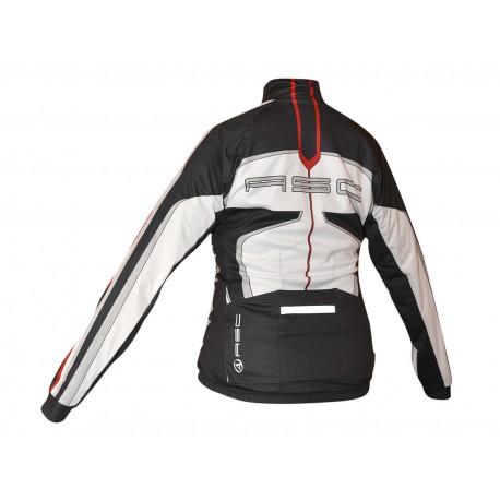 AUTHOR Bunda Lady Sport Blazer, Velikost L, barva 12B černá/bílá AUTHOR 8590816024144 Sleva 255Kč