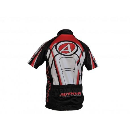 AUTHOR Dres Junior ARP, Velikost L 146, barva červená/černá/bílá AUTHOR 8590816020313