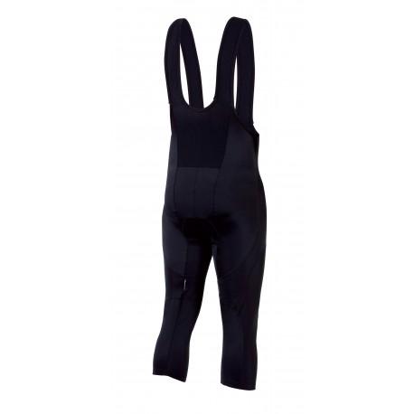 AUTHOR Kalhoty Men Sport 3/4n lacl, Velikost M, barva černá AUTHOR 8590816018204