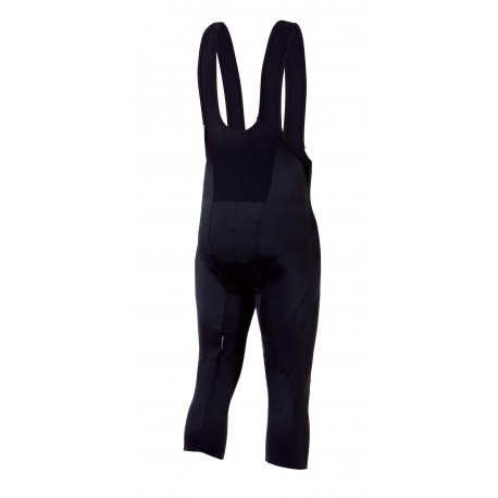AUTHOR Kalhoty Men Sport 3/4n lacl, Velikost L, barva černá AUTHOR 8590816018211