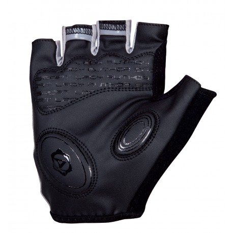 AUTHOR Rukavice Lady Sport Gel k/p, Velikost L, barva černá AUTHOR 8590816019577