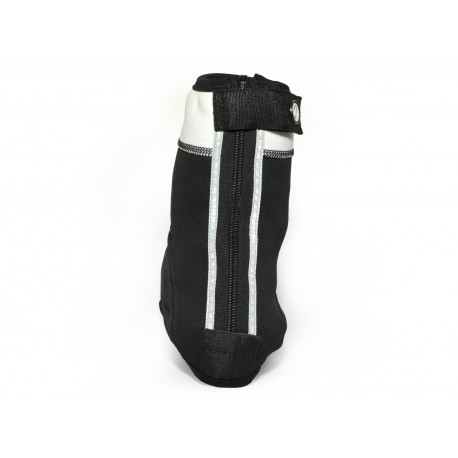 AUTHOR Návleky boty WinterProof, Velikost M 40-42, barva černá/bílá AUTHOR 8590816022522