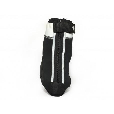 AUTHOR Návleky boty WinterProof, Velikost L 43-44, barva černá/bílá AUTHOR 8590816022539