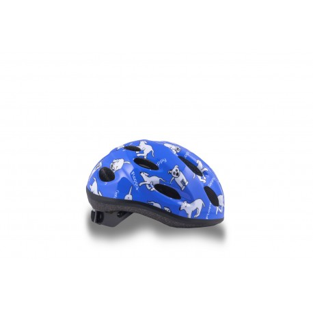 AUTHOR Přilba Floppy, Velikost 48-52cm, barva 143 modrá AUTHOR
