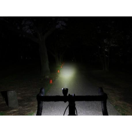 CATEYE Světlo př. CAT HL-EL150RC Volt100, barva černá CATEYE 4990173026821