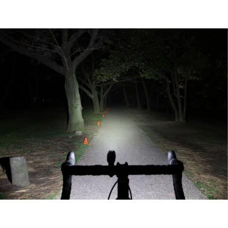 CATEYE Světlo př. CAT HL-EL461RC Volt400, barva černá CATEYE 4990173028726