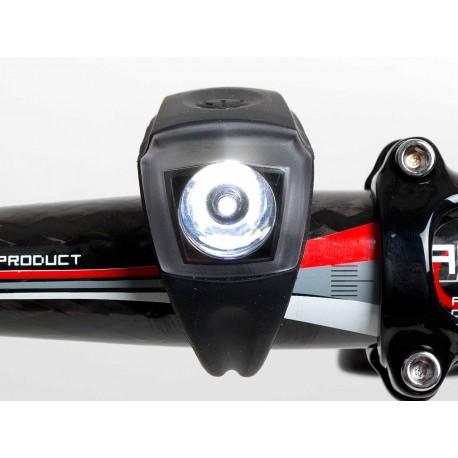 AUTHOR Světlo př. A-Nero Mini USB, barva černá AUTHOR 8590816024755 Sleva 49Kč