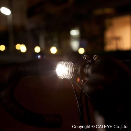 CATEYE Světlo př. CAT SL-LD135-F Nima 2, barva modrá CATEYE 4990173026883 Sleva 149Kč