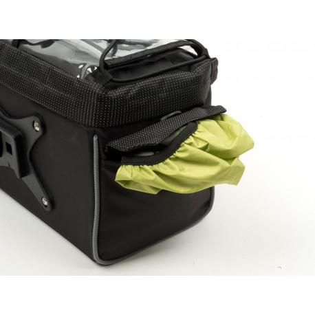 AUTHOR Brašna na řidítka A-H721 QRX7, Velikost d.25,4/ d.31,8mm, barva černá AUTHOR Sleva 45Kč