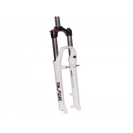 RST Vidlice RST Blaze 26 TnL 16/28,6, Velikost 100mm, barva bílá RST Sleva 200Kč