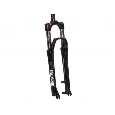 RST Vidlice RST Blaze 27,5 TnL 16/28,6, Velikost 100mm, barva černá RST Sleva 400Kč