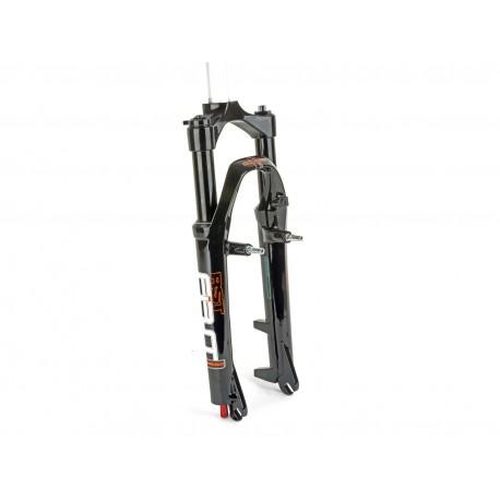 RST Vidlice RST F1RST 24 Air 17/28,6, Velikost 60mm, barva černá RST