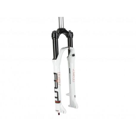 RST Vidlice RST F1RST 27,5 Air 17/28,6, Velikost 100mm, barva bílá RST