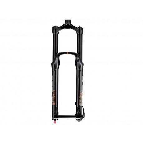 RST Vidlice RST Rogue 27,5+ 17/Taper, Velikost 140mm, barva černá RST