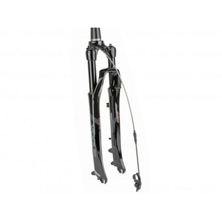 RST Vidlice RST Vogue Air-TRL 17/Taper DISK, Velikost 75mm, barva černá RST