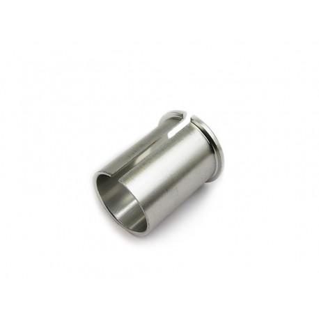 AUTHOR Redukce KL - 001, Velikost d.27,2/ 31,6mm, barva stříbrná AUTHOR