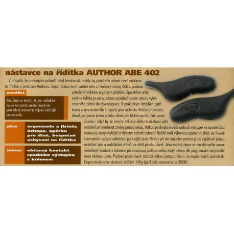 AUTHOR Rohy ABE-402 , barva černá-matná AUTHOR