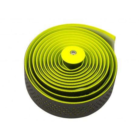 AUTHOR Omotávka AGR-Gel X7, barva černá/neon žlutá AUTHOR