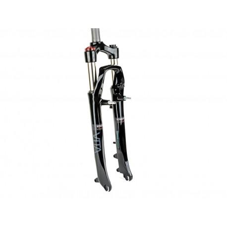 RST Vidlice RST Vita TnL 17/28,6 DISK, Velikost 60mm, barva černá RST Sleva 300Kč