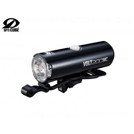 CATEYE Světlo př. CAT HL-EL060RC Volt200XC, barva černá CATEYE 4990173030378