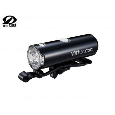 CATEYE Světlo př. CAT HL-EL080RC Volt500XC, barva černá CATEYE 4990173030385