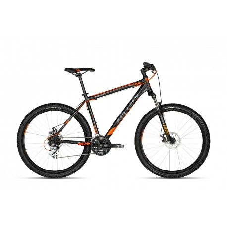 "KELLYS Viper 30 Black Orange 26 17.5"" KELLYS"