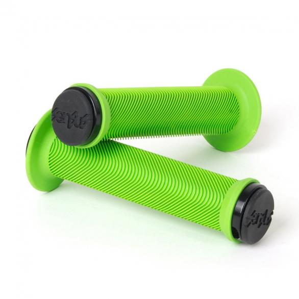 Gripy MTB ODI Sensus Swayze Lock-On Bonus Pack zelené