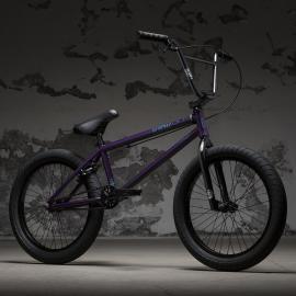 Kolo KINK BMX Gap Gloss Trans Purple