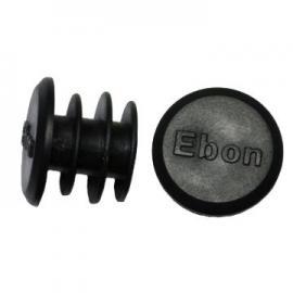 Zátka do řidítek gumová s přesahem