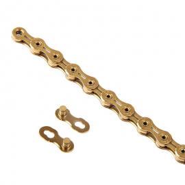 Řetěz 11 sp. KMC X11-SL GOLD