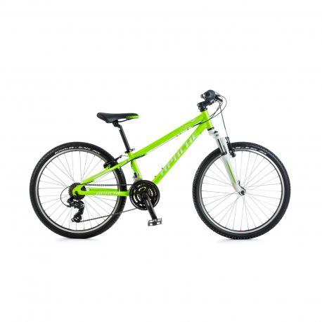 """Kolo dětské Apache 24"""" Pony zelená 2018 Apache Bicycles 8592842073240"""