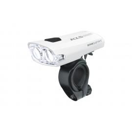 Osvětlení přední dobíjecí KLS INDEX 016 F, white