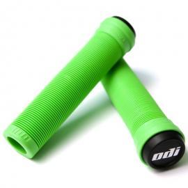 Gripy BMX ODI Longneck Soft zelené