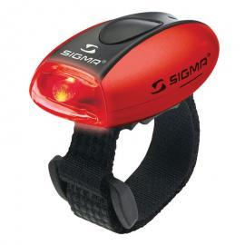 Světlo blikací zadní Sigma Micro R červené