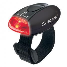 Světlo blikací zadní Sigma Micro R černé