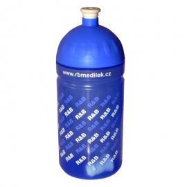 Láhev R+B 0,5 l UNI modrá
