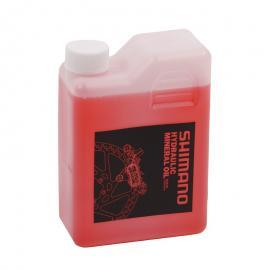 Brzdový olej minerální do hydraulických brzd Shimano 1 litr