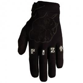 Rukavice Fist Stocker Strap černá
