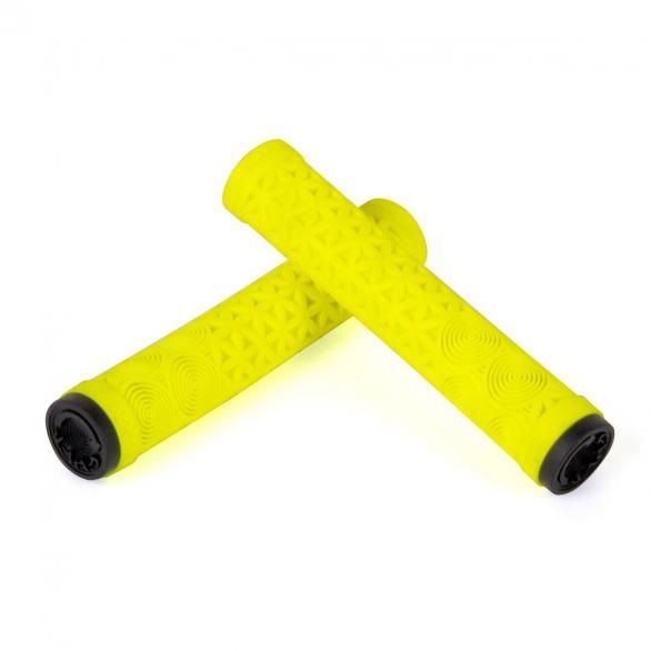 Gripy BMX CULT AK žluté