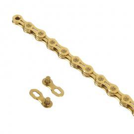 Řetěz 11 sp. KMC X11-EL GOLD