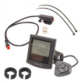 Displej LCD Apache Power Mid Flat USB