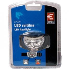 Svítilna čelová diodová 2+1 LA200