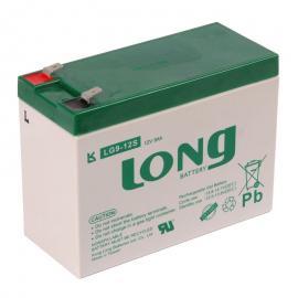 Baterie 12V/9 Ah k elektrokolu  i-Zip/e-Zip na repase