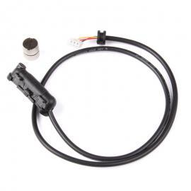 Snímač rychlosti na vidlici k elektrokolu Elite 2013 krátký kabel do slučovače
