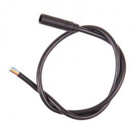 Kabel motor - ŘJ pro rámovou baterii Silent (9pin/ 3+6) 600 mm pro naletování na desku ŘJ